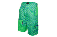 Local Rush  Pantalon homme Men vert/bleu